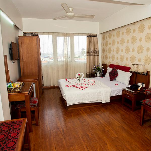 Phòng 1 Giường Lớn