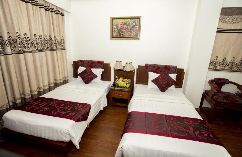 Phòng 2 giường nhỏ